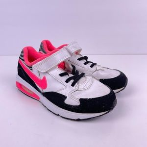 Nike Kids Air Max ST Hyper Punch White Sneakers